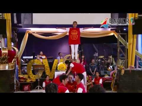 Persembahan Tarian Cheers & Acrobat - Sabtu 17 September 2016