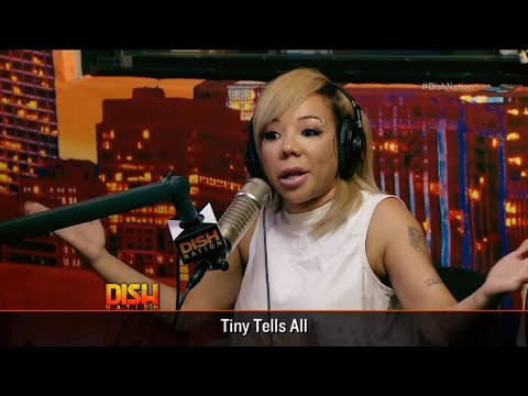 Tiny Harris Addresses All Rumors