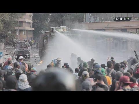 Χιλή: Αβεβαιότητα τρεις μήνες μετά το ξέσπασμα της κοινωνικής κρίσης