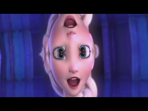 """YTP Frozen """"Let it…let it…go…go…gooo"""""""