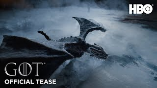 GAME OF THRONES (2019) Season 8 - Official Tease: DRAGONSTONE