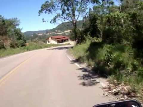 Trecho Dona Paula(Lontras) - Presidente Nereu - Parte 2