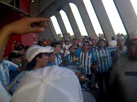 La inimitable local en Riber - Previa - La Inimitable - Atlético Tucumán