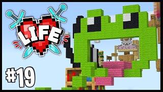 I DID LDSHADOWLADY'S DEATH PARKOUR..   Minecraft X Life SMP   #19