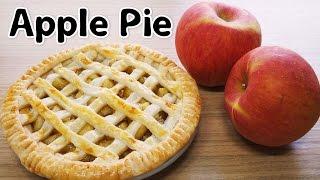 [몽브셰] 사과 파이 만들기 (apple pie)