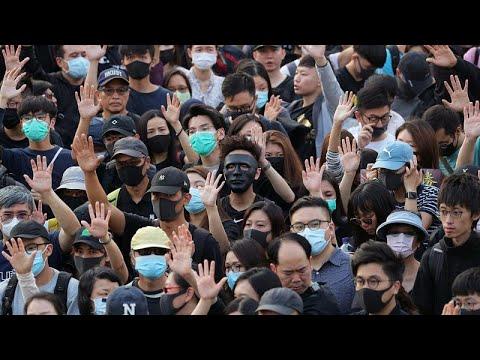 Χονγκ Κονγκ: Δακρυγόνα και βίαια επεισόδια στις διαδηλώσεις…