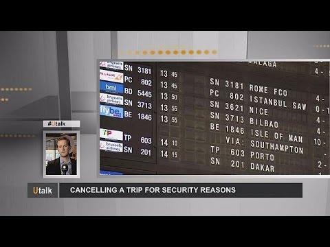 Ακυρώνοντας ένα ταξίδι για λόγους ασφαλείας – utalk