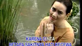 CINTA HAMPA - TITIEK SANDHORA - [Karaoke Video]