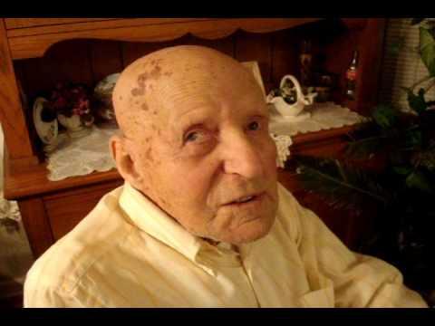 My 94 Year Old Pops talks-