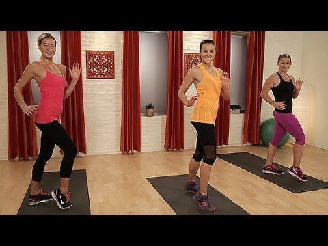 At-Home Cardio Sweat Workout – No Running Required! | Class FitSugar