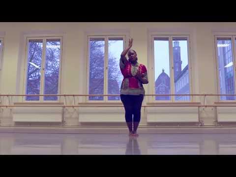 Justine Skye - U Don't Know ft. Wizkid Dance after 2nd Pregnancy