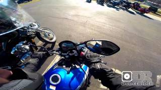8. Bike Review - 2015 Suzuki GSX-S750