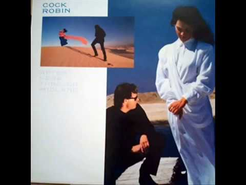 Cock Robin - After Here Through Midland  /1987 LP Album