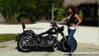10. New 2013 Harley-Davidson FLSTFB Fat Boy Lo for Sale
