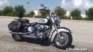 10. Used 2013 Harley Davidson Heritage Softail Classic Motorcycles for sale