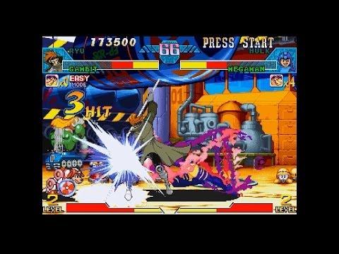 Marvel vs. Capcom : Clash of the Super Heroes Dreamcast