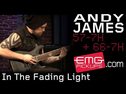 "Andy James: ""In The Fading Light"""