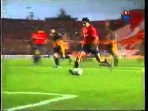 Homenaje a Andrés Silvera en Independiente