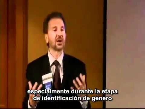Conferencia del Dr. Joseph Nicolosi