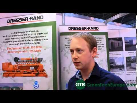 Dresser-Rand Interview: CHP Solutions