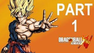 Cùng Chơi&Bình Luận Dragon Ball: Xenoverse Phần 1