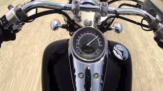 3. Honda Shadow Top Speed