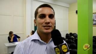 Vereador Icaro Isaías critica bancada da oposição em Aparecida por não votação de dotação