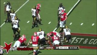 Chris Burnette vs Missouri (2013)