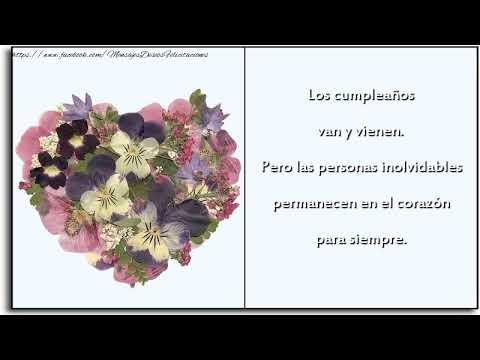 Tarjetas de amor - Feliz Cumpleaños