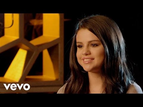 Selena Gomez & The Scene - #VEVOCertified, Pt. 10: A Year Without Rain (Selena Commentary)