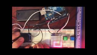 Tutoriel Arduino MAX7219 Afficheur