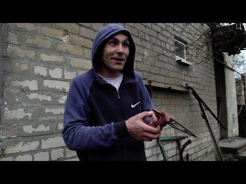 Как живут люди в Донецке у линии огня