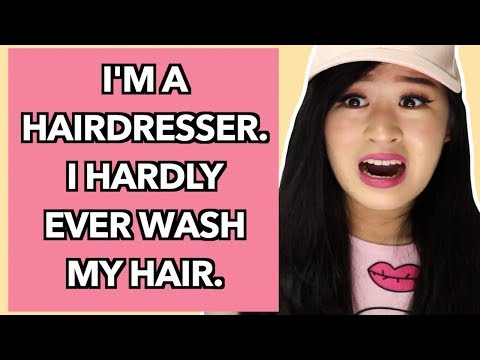 Surprising Confessions From Hairdressers!
