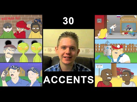 accent - If you like my Redneck and Nigerian accents then check out my Christmas 2012 special (even if its not Christmas anymore): http://www.youtube.com/watch?v=7_v_...