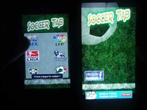 Video of Soccer Tab (Football)