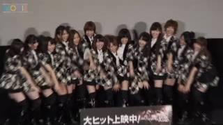 『DOCUMENTARY of AKB48 Show must go on 少女たちは傷つきながら、夢を見る』初日舞台挨拶
