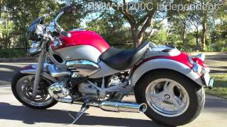 7. BMW R1200C Independent