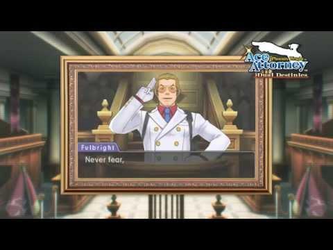Phoenix Wright: Ace Attorney - Dual Destinies #4