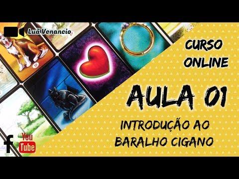 MINI CURSO DE BARALHO CIGANO| AULA 01 - Origem, Escola Brasileira x Escola Europeia, Mesa de Jogo