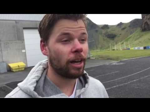 Arnar Már: Erum búnir að stimpla okkur inn