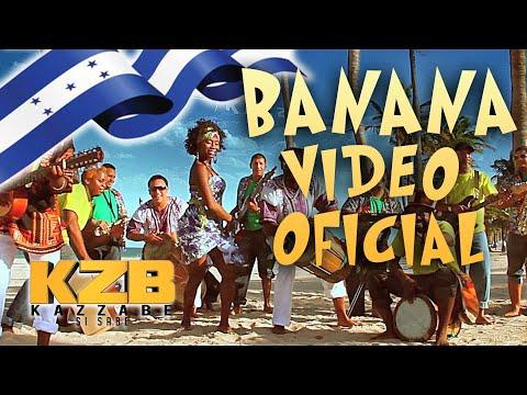 """Kazzabe - Banana """"Video Official"""" Punta de Honduras - Musica Catracha"""