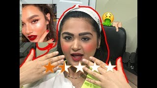 Video I WENT TO THE WORST REVIEWED MAKEUP ARTIST IN MY CITY... MP3, 3GP, MP4, WEBM, AVI, FLV Februari 2019
