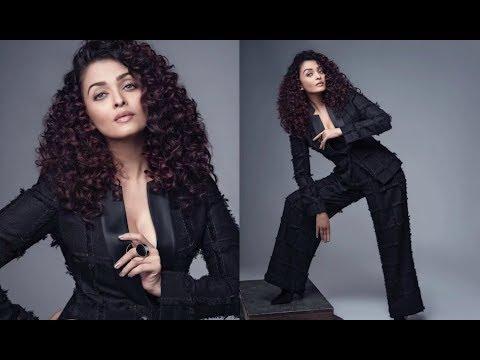 Aishwarya Rai Hot Photoshoot 2018 For Femina