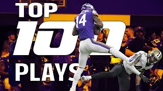 Video Top 100 Plays of the 2017 Season! | NFL Highlights MP3, 3GP, MP4, WEBM, AVI, FLV Mei 2018