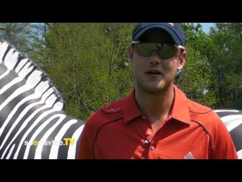 Stuart Broad on English Cricket &amp; Playing Golf