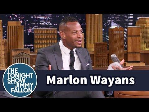Marlon Wayans Reveals His Secret to Never Aging