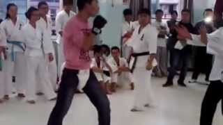Video Wing Chun vs Karate 7 ( HARD CORE FULL CONTACT)  [ VIEW 2 ] MP3, 3GP, MP4, WEBM, AVI, FLV April 2019