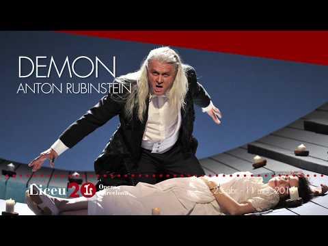 Bildergebnis für barcelona gran teatre del liceu der dämon