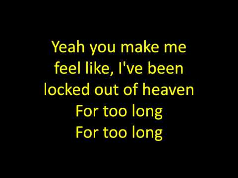 Video Bruno Mars - Locked Out Of Heaven [Official Wrong Lyrics Video | HQ/HD] download in MP3, 3GP, MP4, WEBM, AVI, FLV January 2017