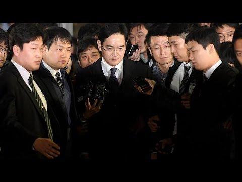 Ν. Κορέα: Συνελήφθη ο επικεφαλής του ομίλου Samsung